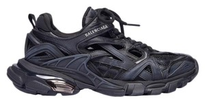 Balenciaga Black Athletic