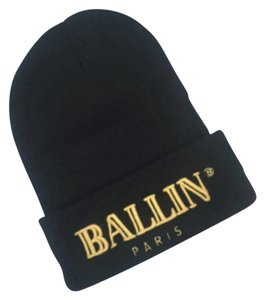 Alex & Chloe Ballin' in Paris Beanie