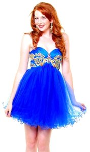 P.R.I.M.A. Glitz by Kari Chang Homecoming Prom Tulle Dress