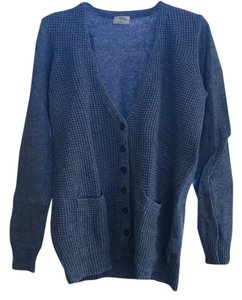 Harris Wallace Woven Soft Cardigan