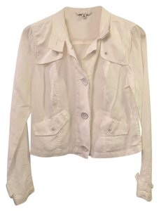 CAbi White Jacket