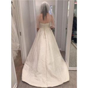 Oscar De La Renta 44n70 Wedding Dress