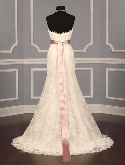 Misty Rose Pink Your Dream Dress Exclusive Double Faced Ribbon Sash Sashes
