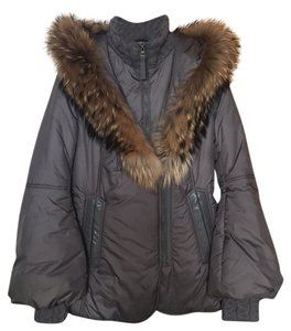 Mackage Fur Winter Ski Coat