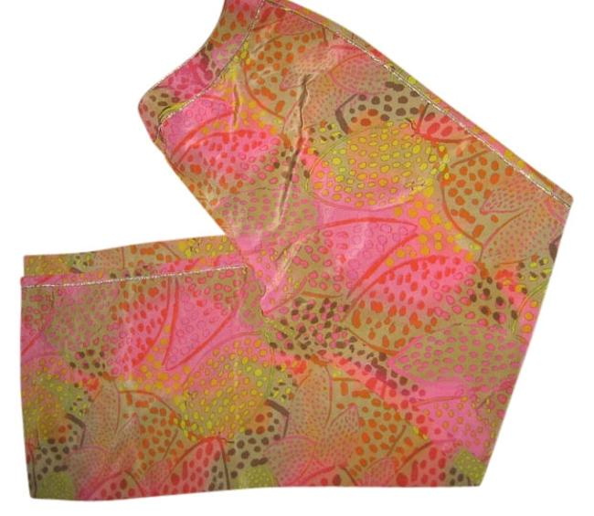 Item - Multicolour New Silk 8/ It 44 Pants Size 8 (M, 29, 30)