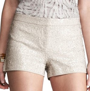 Express Sequin Sequence Sequins Mini/Short Shorts