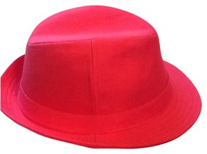 Other Hot Pink Fedora Hat