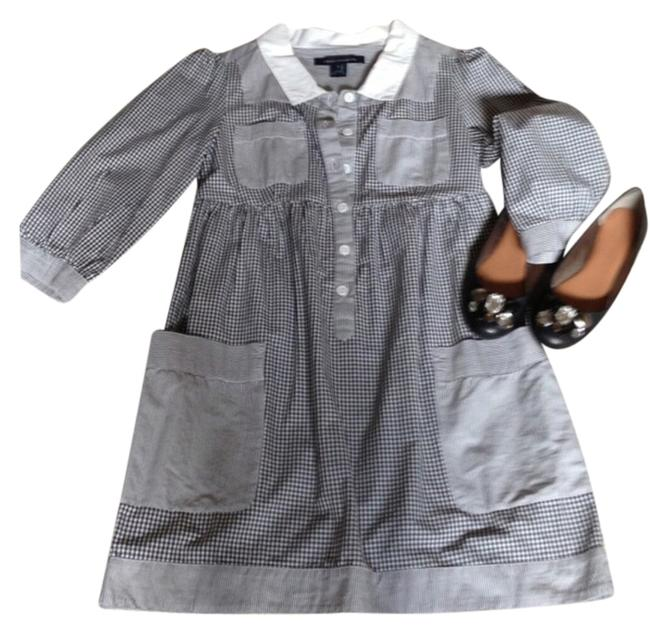 Preload https://item2.tradesy.com/images/french-connection-gingham-black-and-white-empire-above-knee-short-casual-dress-size-4-s-1232301-0-0.jpg?width=400&height=650