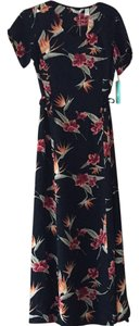 Blac Maxi Dress by Tommy Bahama