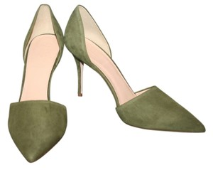 J.Crew Fresh Parsley Pumps