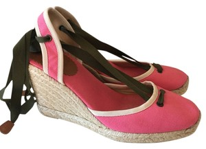J.Crew Punch Wedges