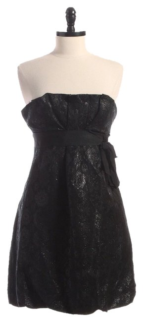 Preload https://item5.tradesy.com/images/bcbgmaxazria-black-above-knee-cocktail-dress-size-4-s-1232409-0-0.jpg?width=400&height=650