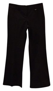 New York & Company Wide Leg Pants Blac
