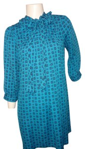 Anna Sui short dress Baby Doll Print Size S Above The Knee on Tradesy
