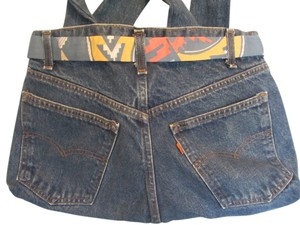 Levi's Tote in blue denim