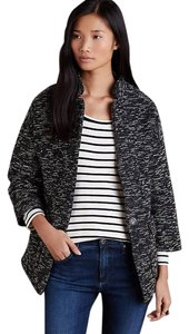 Anthropologie Black & White Jacket