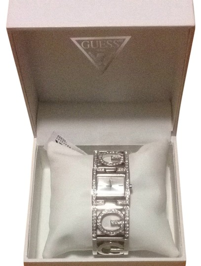 Guess By Marciano Silver Guess Watch