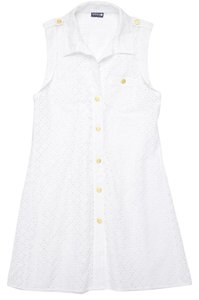 Sperry short dress White on Tradesy