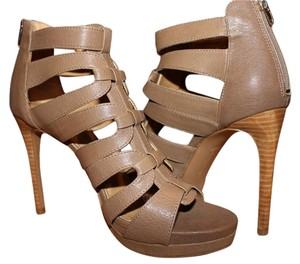 Nine West Sandal Natural Pumps