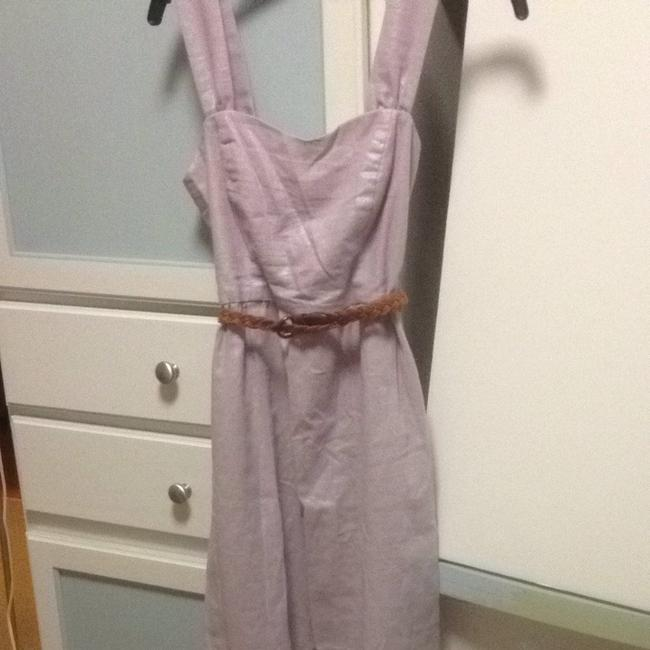 Charlotte Russe short dress Light Purple on Tradesy