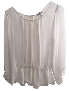 Joie Top Cream / ivory