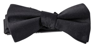 Express * Express Mens Bow Tie Black