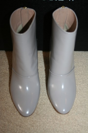J.Crew Orchid Smoke Gray Boots