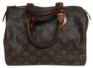 Louis Vuitton Speedy Speedy 25 Lv Speedy Satchel in Monogram