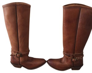 Vince Camuto Tobacco Brown Boots
