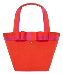 Kate Spade Barrow Street Tote in Maraschino
