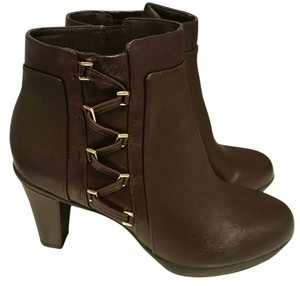 LifeStride Bootie Boot Comfort Brown Boots
