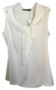 Tahari Top Ivory
