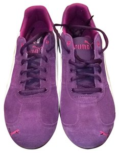 Puma Fuchsia Walking Purple Athletic