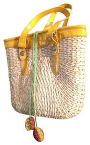 Lucky Brand Tote in yellow