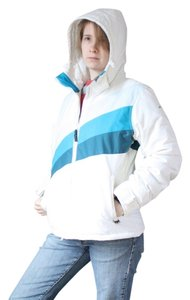 Roxy Inside Pocket Snowboarding Skiing Belted Adjustable Coat