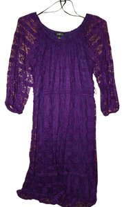 AGB Lace Dress