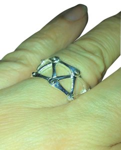 Other Sterling Silver Mechanical Ring