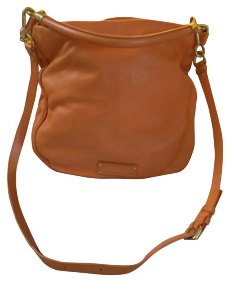 6be0fc5ee306 Marc by Marc Jacobs Too Hot To Handle Saffron Orange Italian Leather ...