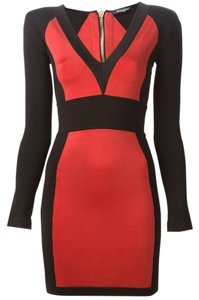 Balmain Bodycon Bandage Dress