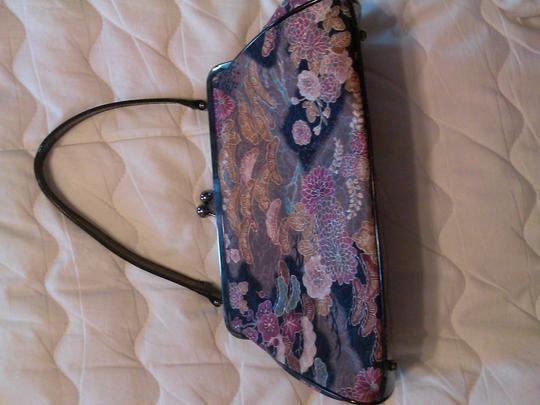 Other Chic Satchel in floral