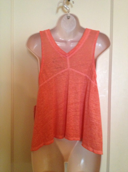 Free People Top Sunrise Red Image 1