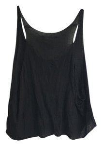 Brandy Melville Crop Top Black