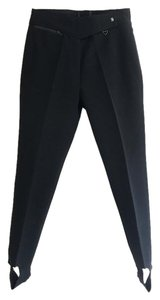 Obermeyer Obermeyer Black Vintage Ski Legging Pants