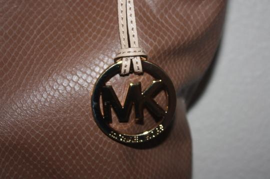 Michael Kors Tote in Luggage Image 1