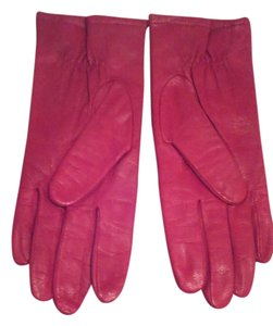 Fownes Leather gloves.