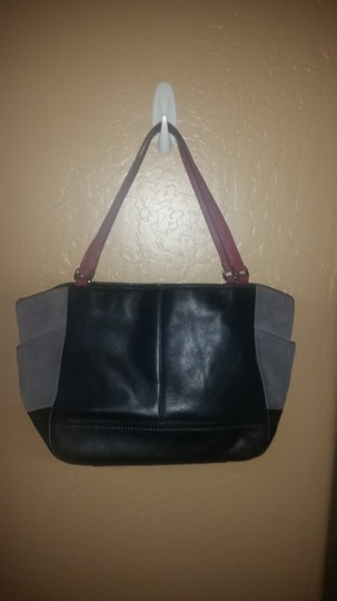 Coach Tote in Pink, black, Gray Image 3