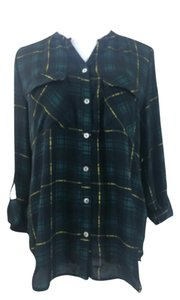 Alice Blue Button Down Shirt