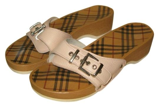 Preload https://img-static.tradesy.com/item/12337/burberry-pale-pink-flat-wooden-clog-sandals-size-us-65-regular-m-b-0-0-540-540.jpg