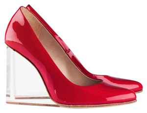 Maison Martin Margiela H&M Mmm Red Wedges