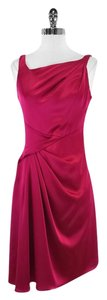 Karen Millen Sleeveless Fuchsia Dress